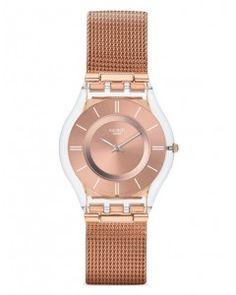 Reloj Swatch Hello Darling Rose