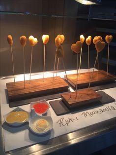 The love of Mozzerella! @ Skyfire Restaurant & Bar