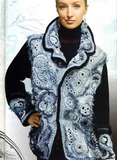 Duplet 131 Russian crochet patterns magazine                                                                                                                                                                                 More