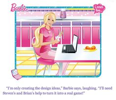 I've heard the latest Barbie product, a book where Barbie finally gets into computer science. Great, right? Well..... no. Barbie actually relies on the boys to do the coding and to save her when she infects the computer with viruses. I enjoyed this version posted by two real programmers.