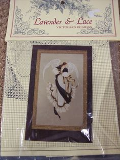 Lavender & Lace Victorian Designs Angel of Hope by by ECCENTRICRON
