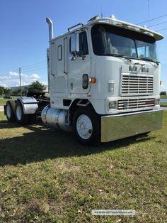 Cool Trucks, Big Trucks, 6x6 Truck, Work Horses, International Harvester, Vintage Trucks, Semi Trucks, Motorhome, America