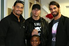 The Shield with a fan