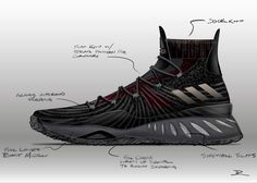 Interview // Inside The adidas Crazy Explosive '17 Design With Jesse Rademacher | Nice Kicks