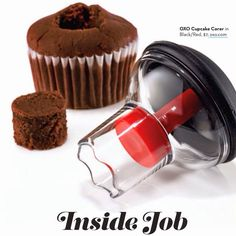Cool Kitchen Gadgets - The Tool: Cupcake Corer - 7 Cool Kitchen Tools and Delicious Recipes - Coastal Living Baking Supplies, Kitchen Supplies, Baking Tools, Kitchen Goods, Baking Pans, Kitchen Tools And Gadgets, New Gadgets, Cheap Gadgets, Cupcakes