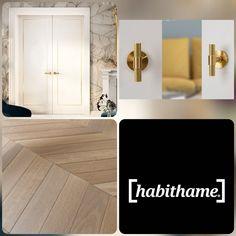 Espacios habithame design Interior Exterior, Wall Lights, San Rafael, Lighting, Home Decor, Hidden Door Hinges, Pivot Doors, Wood Flooring, Appliques