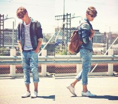 denim for men