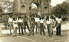USTe boys 1971 Philippines Culture, Manila Philippines, Philippine Architecture, Filipino Culture, Back In Time, Filipina, Historical Pictures, Pinoy, Pictures To Paint