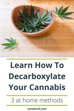 How to Decarboxylate Cannabis - 3 at home methods! Weed Recipes, Marijuana Recipes, Cooking Recipes, Herbal Tinctures, Herbalism, Medical Benefits Of Cannabis, Cannabis Edibles, Cannabis Oil, Marijuana Facts
