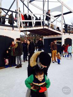 UIT TIP: SCHAATSEN OP HET MUSEUMPLEIN IN AMSTERDAM door gastblogger Jessica   UrbanMoms.nl