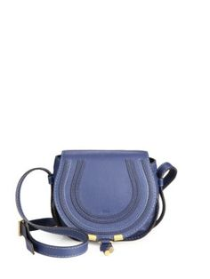 Chloé - Marcie Medium Crossbody Bag - Saks.com