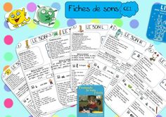 FICHES DE SONS ET FICHES EXERCICES ORTHOGRAPHE CE1
