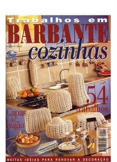 revista trabalho em barbante 27 - Zuleika Sousa - Álbuns da web do Picasa