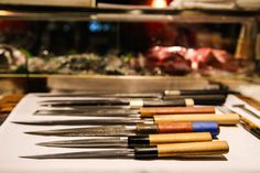 15 Things They Don't Teach You in Culinary School...like - You're going to get stabbed. And you're going to get used to it. OR How to hold yourself:  Most chefs can easily look at a new cook's physicality and know their value, or lack thereof.