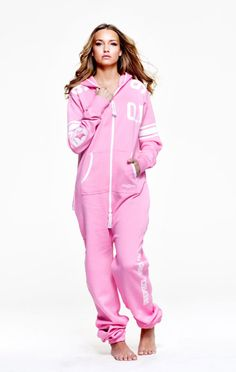 This stunning Pink Onesie from the OnePiece collection is perfect for men and women.The unisex OnePiece College 69 Lightweight Pink Onesie is all about the chill out and is made from premium super soft cotton. This super stylish onesie design really does make a statement.  100% Cotton - Soft Lightweight fabric in 250gsm quality. Male model's height: 180cm/5'9