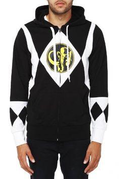 power ranger hoodie. definitely getting one (y)