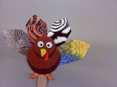Story Time Secrets: Did You Ever See a Turkey? Puppets