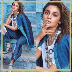 Alia Bhatt, Vogue February 2017 Cover, MyFashgram
