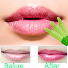 New Pretty Waterproof Magic Fruity Smell Changable Color Lipstick Lip Cream PO(China (Mainland))