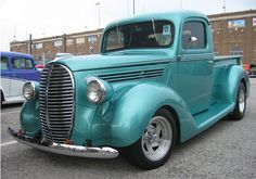 60 ideas pickup truck accessories hot rods for 2019 Vintage Pickup Trucks, Classic Pickup Trucks, Old Ford Trucks, Antique Trucks, Ford Classic Cars, Toyota Trucks, Antique Cars, Hot Rod Trucks, Cool Trucks
