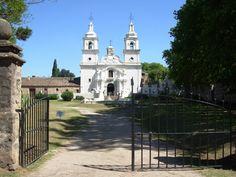 Iglesia Estancia Santa Catalina, Compañía de Jesús, Córdoba. Argentina