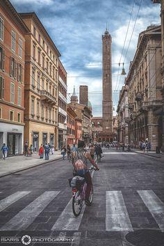 Bologna, Street View, Italia