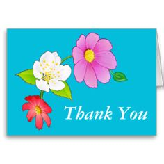 Friendship Thank You Notes Hawaiian Flowers Card.  Tropical Beach Themed Gifts are so bright and cheerful. Great Gifts for Snowbirds, Grandparents too.  ADD YOUR PHOTO and or NAME to many of the Tropical Cards, Shirts, Mugs, Keychains and lots and lots more Tropical Beach Themed Ideas CLICK HERE: http://www.zazzle.com/littlelindapinda/gifts?cg=196503493814827408&rf=238147997806552929*/     ALL of Little Linda Pinda Designs CLICK HERE: http://www.Zazzle.com/LittleLindaPinda*/