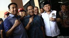 Gagal Maju Pilgub DKI Rizal Ramli Ucapkan Terima Kasih ke Pendukung - Detikcom