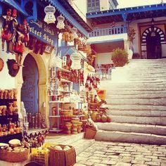 Sidi Bou. -Tunisia