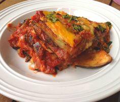 Biolicious spiced up #lowcarb aubergine #lasagne