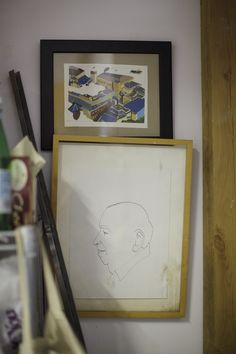 We visited the magical #Workspace of multi-talented artist @Rachel-Mason :: http://pers.sl/9psm