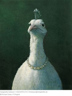 Another illustration by Michael Sowa