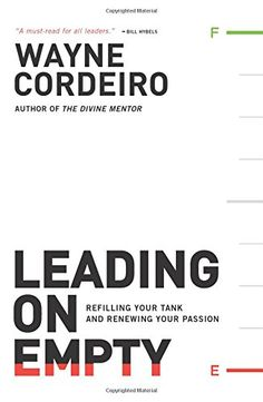 Leading on Empty: Refilling Your Tank and Renewing Your Passion by Wayne Cordeiro http://www.amazon.com/dp/0764207598/ref=cm_sw_r_pi_dp_Sxvjvb00T4ZWZ