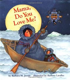 One of my favorite books when I was little, read it again recently and it made me cry it's so beautiful.  Author lives in Juneau