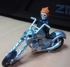 motorista fantasma custom playmobil