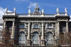 Facetten von Wien, schick bis urban am Museumsquartier