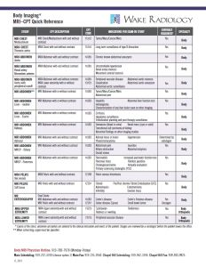 ICD10 Coding Cheat Sheet Example for Physician Practice