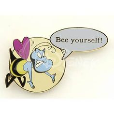 Disney Auctions Genie of the Lamp Le Quote Pin