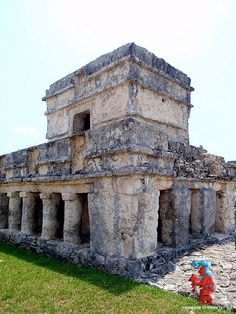 The Mayan Suins of San Gervasio Cozumel play an important part of the culture & legacy on this beautiful Caribbean island