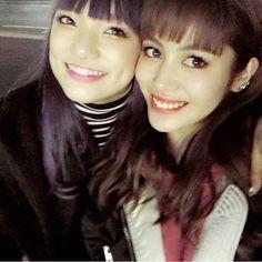 GIRLZ N' EFFECT 福岡公演ありがとうございました✨✨ 本当に本当に 幸せばい。 皆んなすいとーよ❤️ #Happiness #GIRLZ_N_EFFECT #可愛い末っ子 #アンちゃん #ねえねえ #はるちゃん #今日はどうだったの?☺️