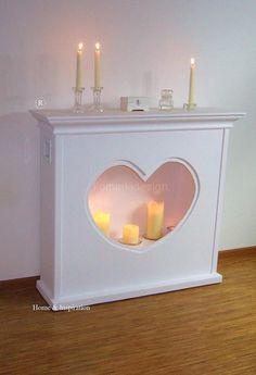 Portal Kominkowy na świece