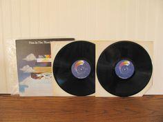 Vintage Record This Is The Moody Blues Album Vinyl Record Best Of The Moody Blues Greatest Hits Classic Rock Album Gatefold Album Cover