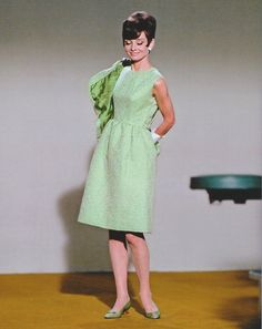 {a minty Audrey Hepburn} such a sweet photo (love that her eyes are closed) xo