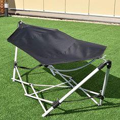 PU Health Pure Acoustics Outdoor Leisure Cotton Hammocks Camping Hiking Backyard Hammock Green Pure Acoustics CE
