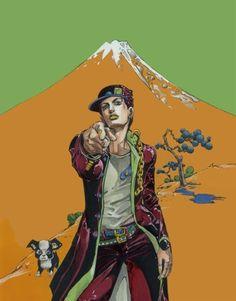 Part 8 style Jotaro Jojo's Bizarre Adventure Anime, Jojo Bizzare Adventure, Bizarre Art, Jojo Bizarre, Manga Anime, Jojo Stands, Jojo Levesque, Jojo Anime, Jotaro Kujo