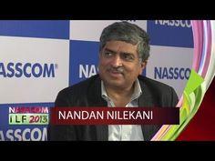 UIDAI Chief Nandan Nilekani:Big Challenge To Aadhaar Applications Is Govt Process Re-engineering - YouTube