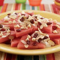 Watermelon Nachos