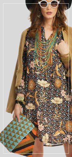 Borro Design - Vivre Cover Up, Bohemian, Dresses, Design, Style, Fashion, Vestidos, Swag, Moda