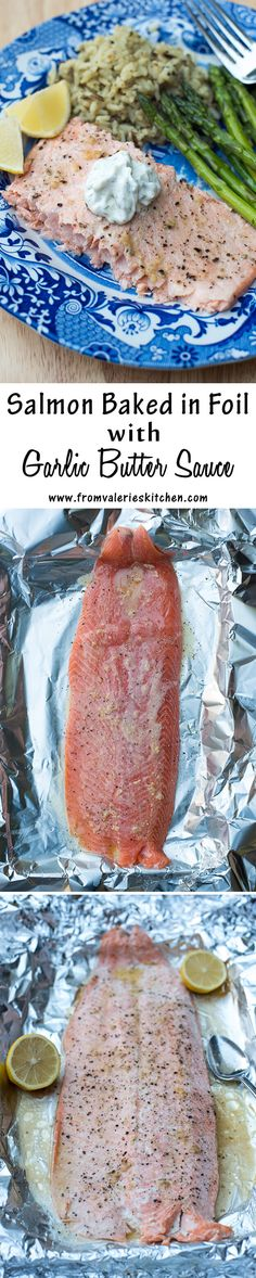 The best method for creating moist, tender, melt-in-your mouth salmon! ~ http://www.fromvalerieskitchen.com
