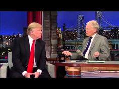 Five of David Letterman's Best Late Night Donald Trump Takedowns   Splitsider